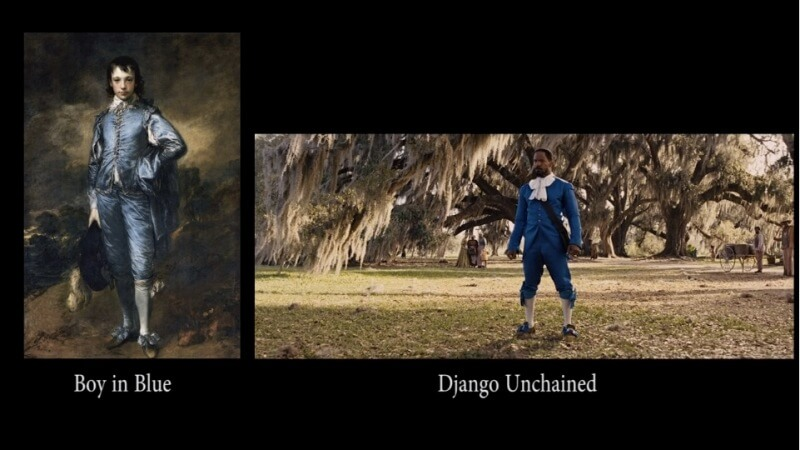 Movie scenes inspired by famous paintings 9 - Movie scenes inspired by famous paintings