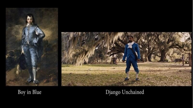 Django Unchained , Quentin Tarantino