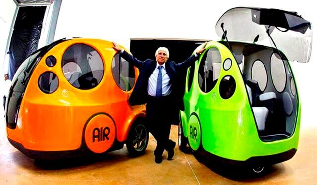 airpod 1 1 - Can you believe that vehicles can run on Air as alternative Fuel