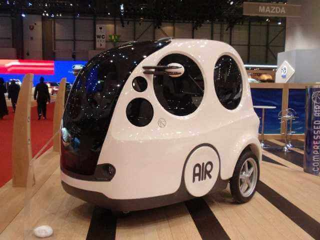 airpod 3 - Can you believe that vehicles can run on Air as alternative Fuel