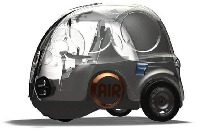 airpod 6 - Can you believe that vehicles can run on Air as alternative Fuel