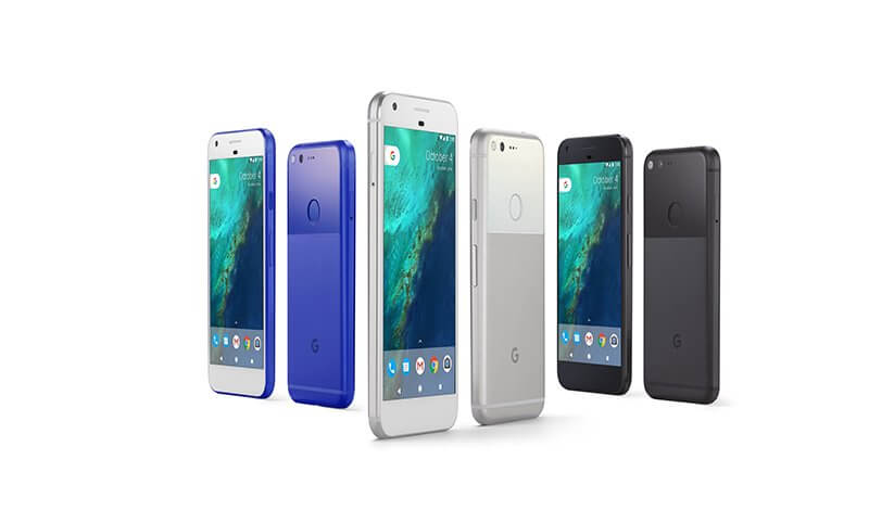 google pixel  - First phone made by Google, they call it Pixel