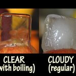 ice cubes clear 150x150 - 15 Amazing Kitchen Hacks that you need to know