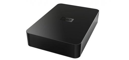 WD USB Hard Drive