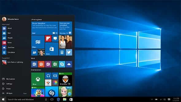 windows 10 1 - Windows 10 users, use these new shortcuts keys