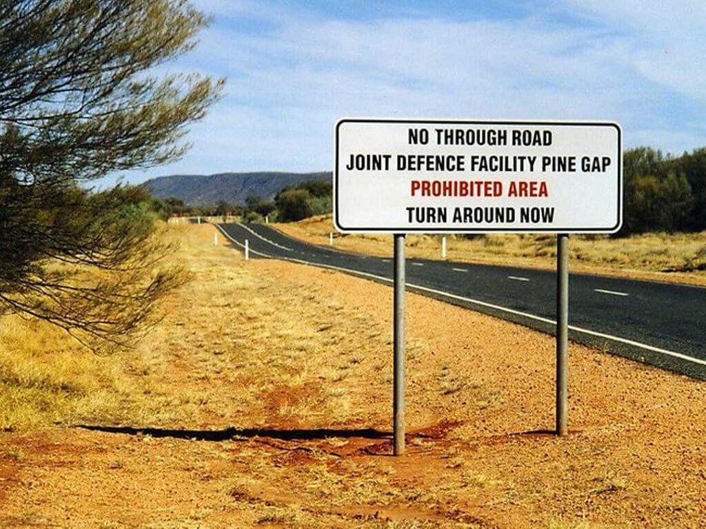 Woomera Prohibited Area, AustraliaWoomera Prohibited Area, Australia