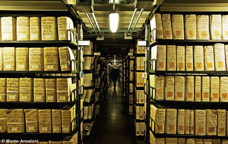 Vatican Secret Archives, Vatican City