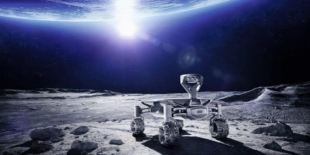 dsd 1 - This is crazy, SpaceX will take Audi Electric Rover to Space