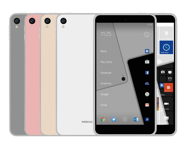 q 1 - Nokia Android Phone is coming in 2017, Check out whats there