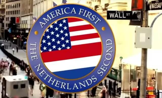 Netherlands trump