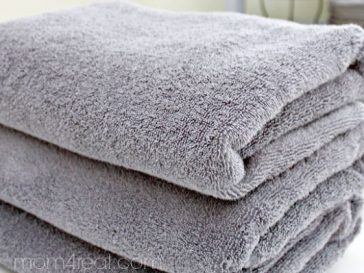 fluffy towels 364x273 - You should see this if you want clean and soft towels