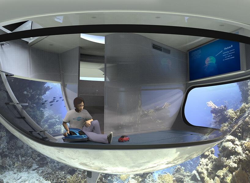 jet capsule ufo