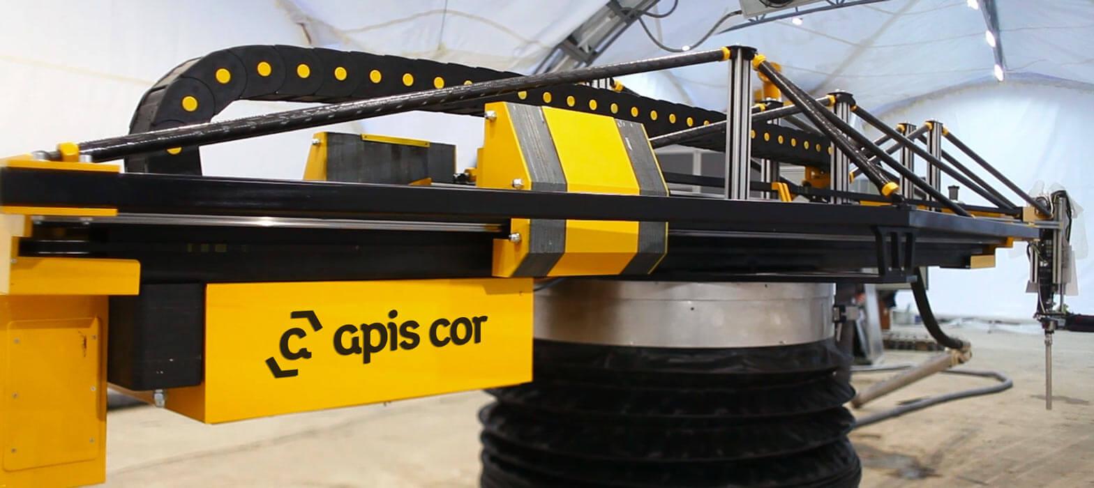 apis cor 3d printing