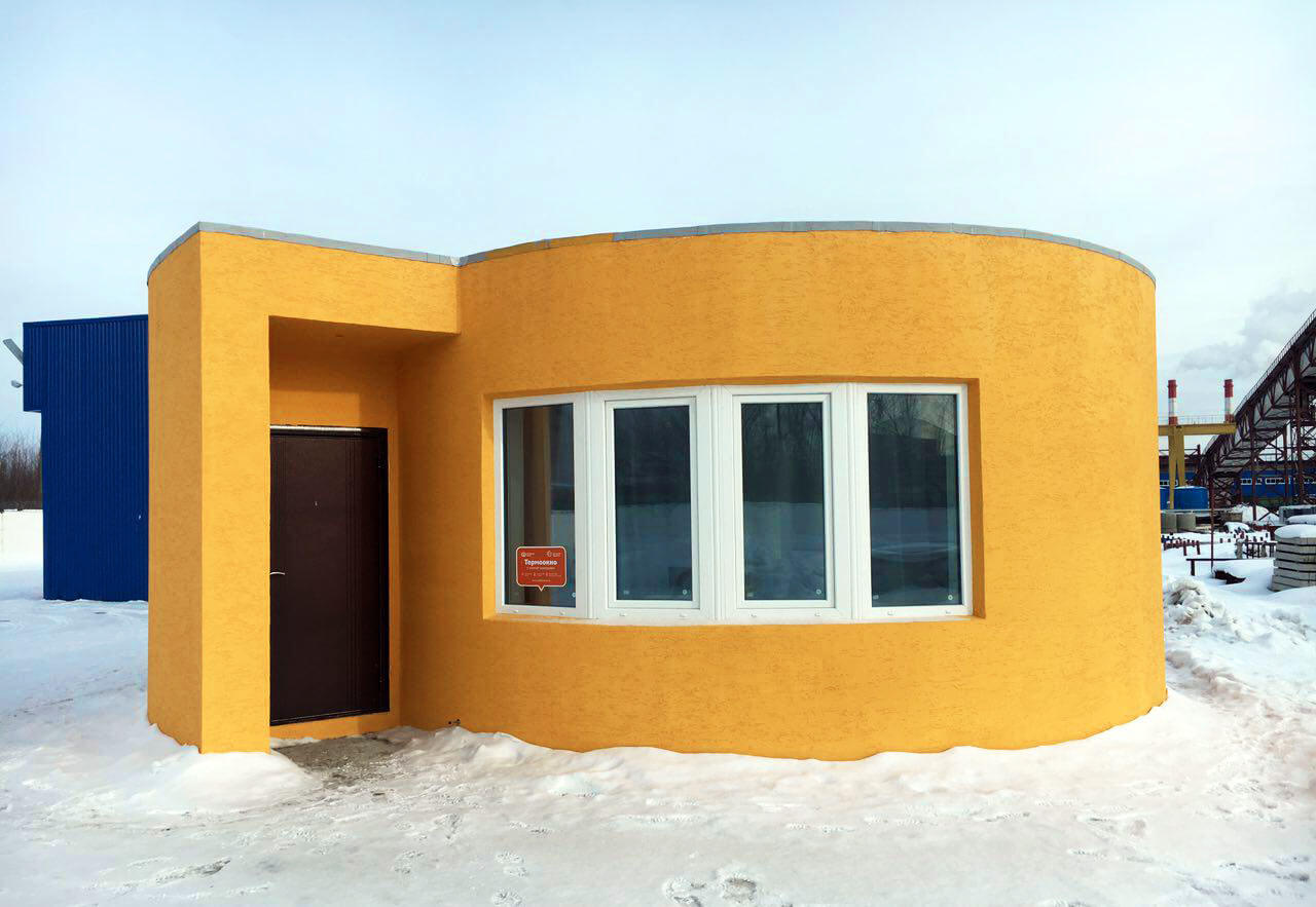 ApisCor 3d house 3 - This company prints house in just 24 hours that will last for 175 years