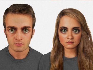 Future humans 364x273 - Can you imagine how humans will look in 1000 years?