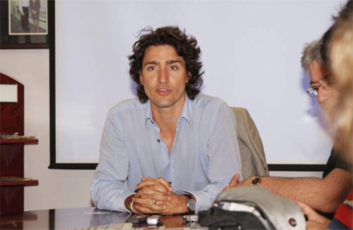 Drooling over photographs of Justin Trudeau as a young man 2