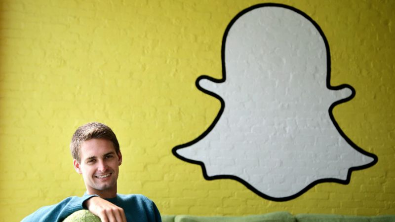 Snapchat - Snapchat, a social media company goes for public listing with $24 billion valuation