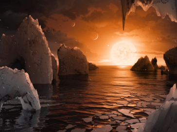 TRAPPIST with 7 planets 1 364x273 - Discovery of TRAPPIST with 7 planets by Nasa can change the game