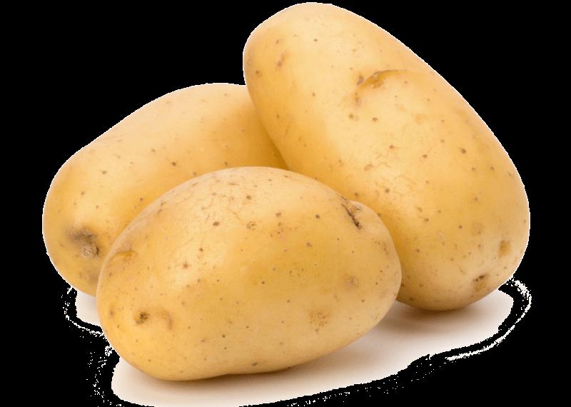 potato clean salt - Most unbelievably easy food hacks