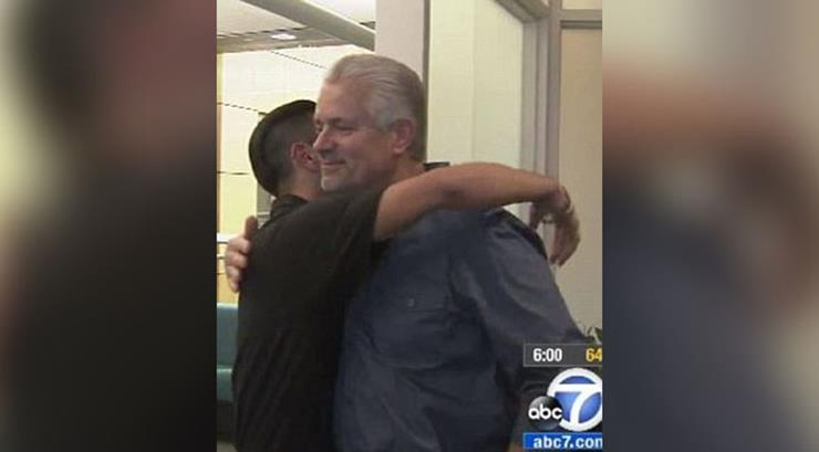 Abandoned Baby Saved by a Police Officer and 25 year later emotional reunion