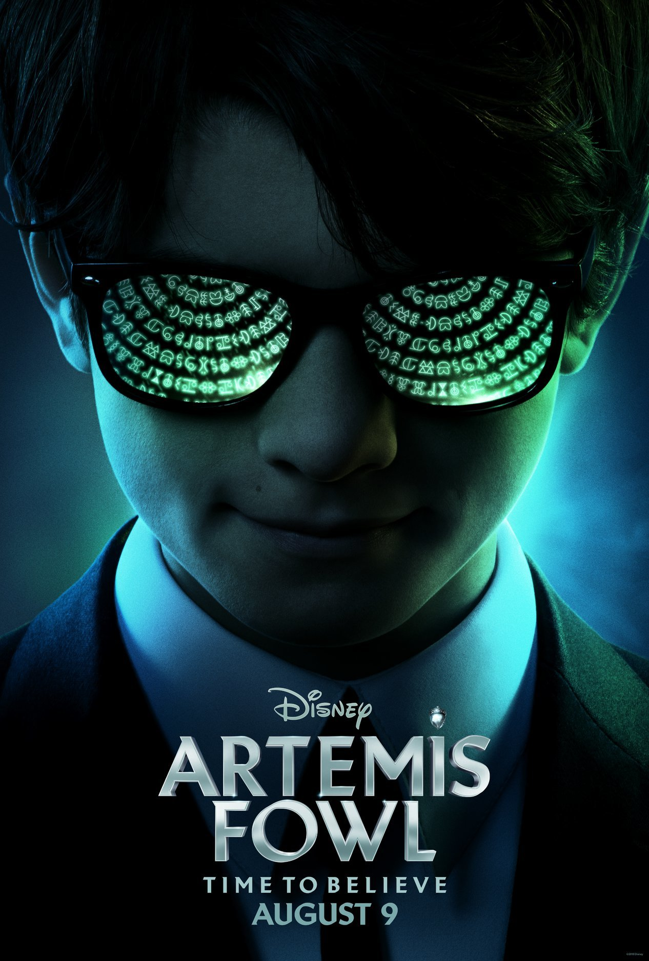 Artemis Fowl - 10 Disney Movies releasing in 2019 and we all can't wait
