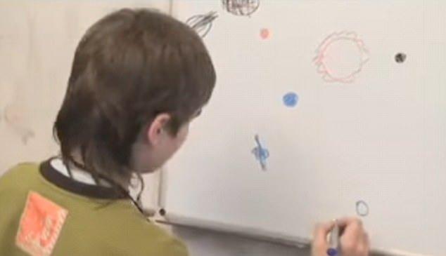 Boriska Kipriyanovich russian boy mars - Russian Boy Claiming To Be From Mars