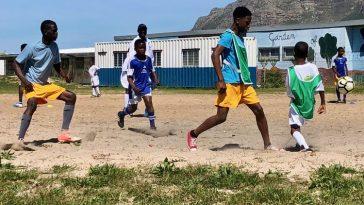 Cavin Muodzi soccer academy 364x205 - Cavin Muodzi Zimbabwean Waiter Starts Soccer Academy With His Wages