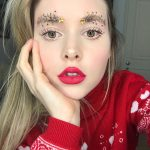 Instagram Is Flooding With Christmas Tree Eyebrows This Christmas Season 1