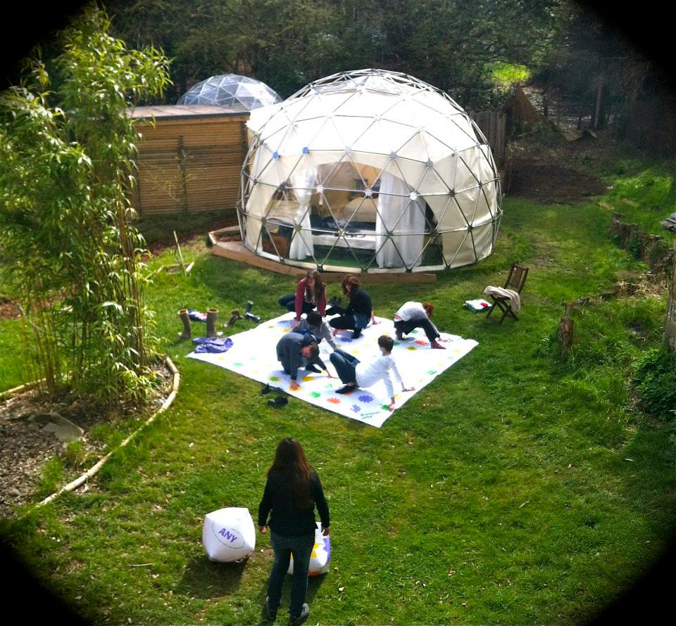 bubble domes UK