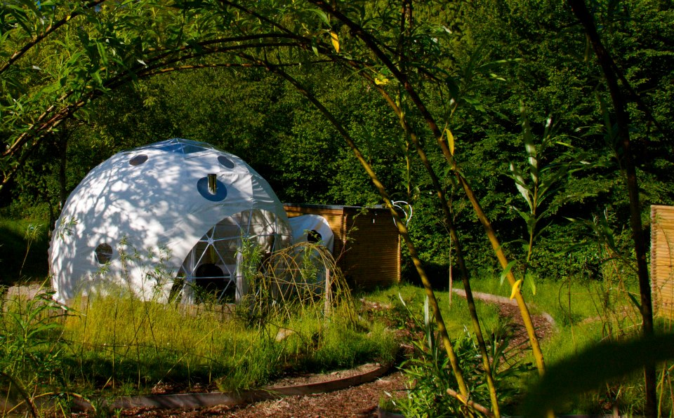 bubble domes UK