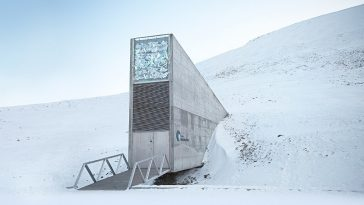 Doomsday vault 364x205 - Earth's Backup: The Doomsday  Vault