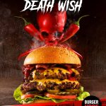Double Decker Death Wish Burger