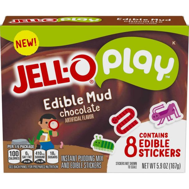Jell-O Introduces Edible Slime For Children