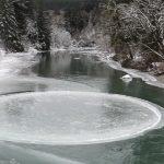 Mysterious Circles lake