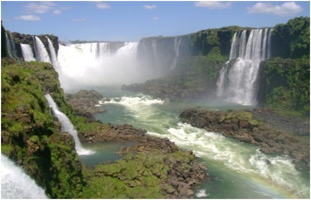 Olo'upena Falls tallest waterfall