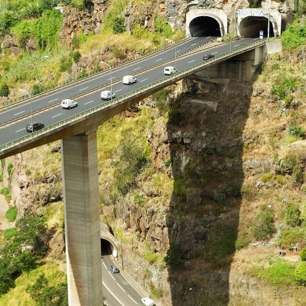 Ponte João Gomes 1994 - Stunning and unbelievable bridges around the world