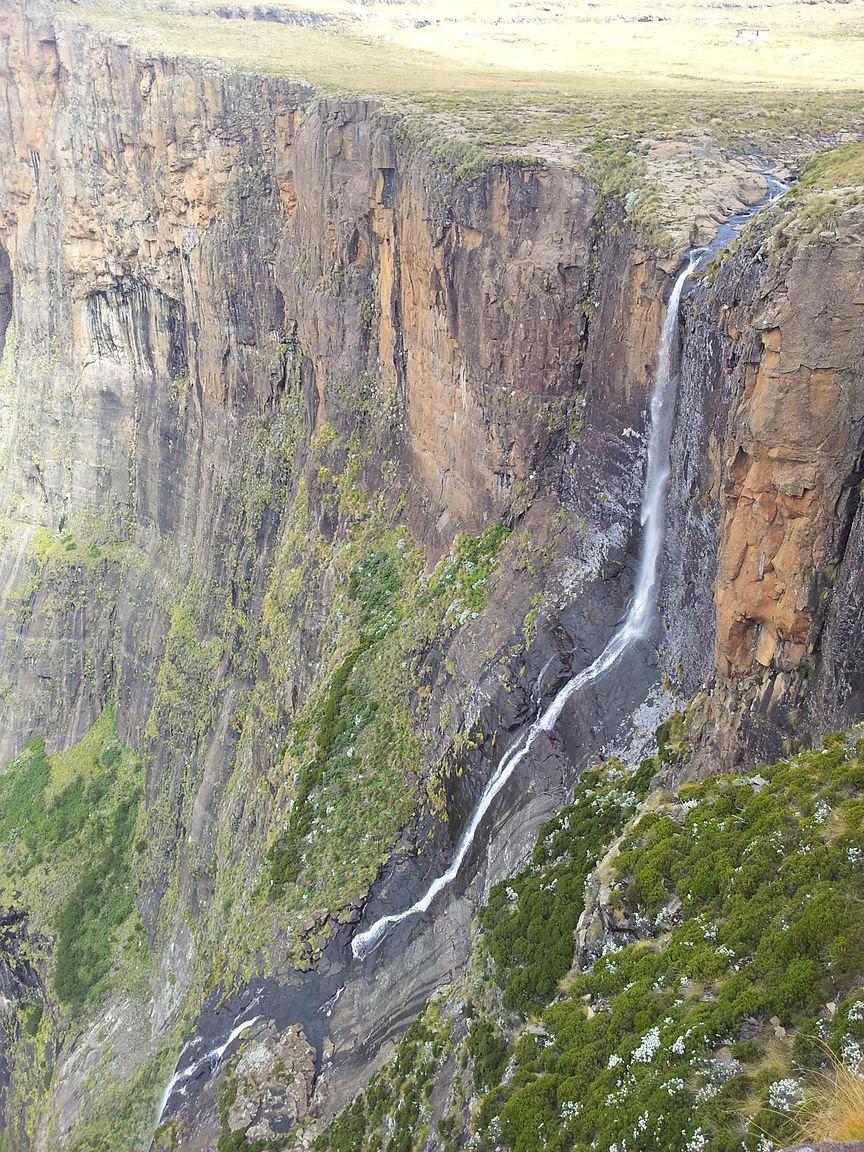 Tugela Falls tallest waterfall