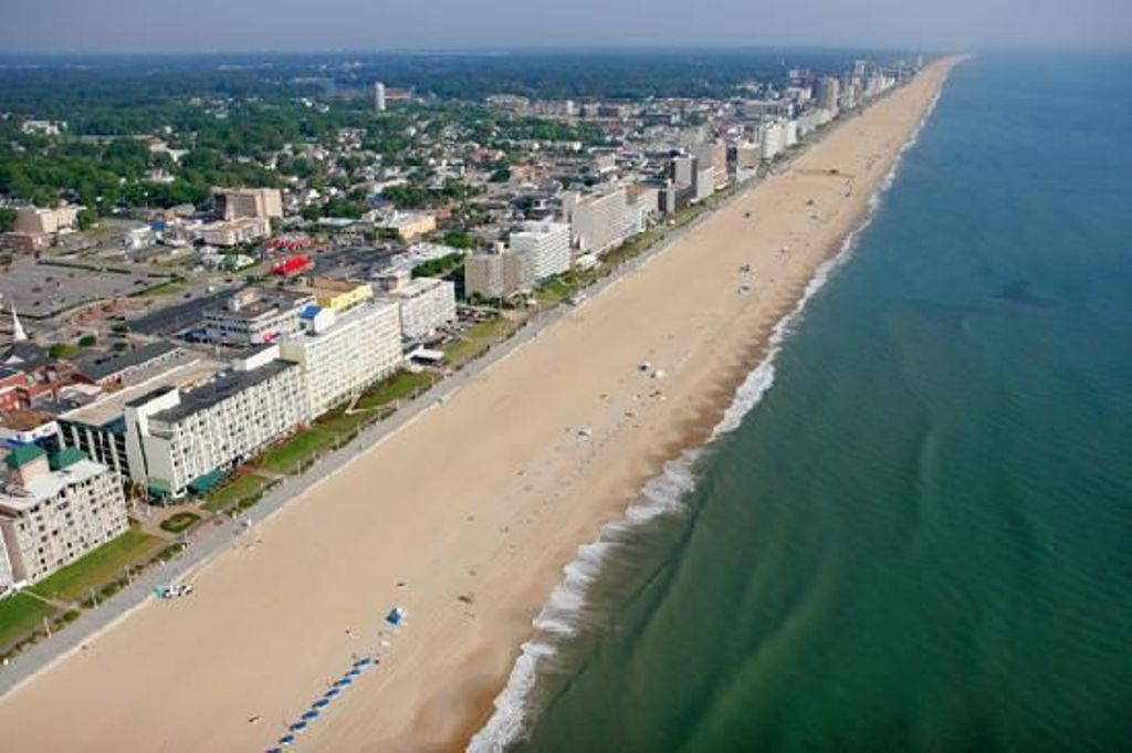 irginia Beach, Virginia, United States largest beaches in the world