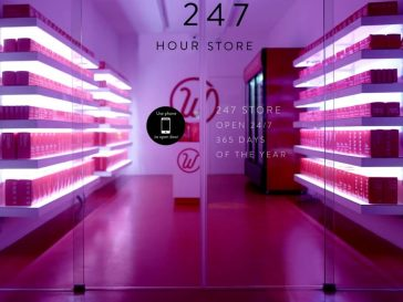 Wheelys 247 convenience store