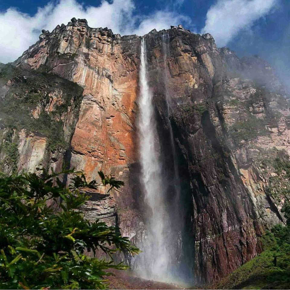 Angel Falls tallest waterfall