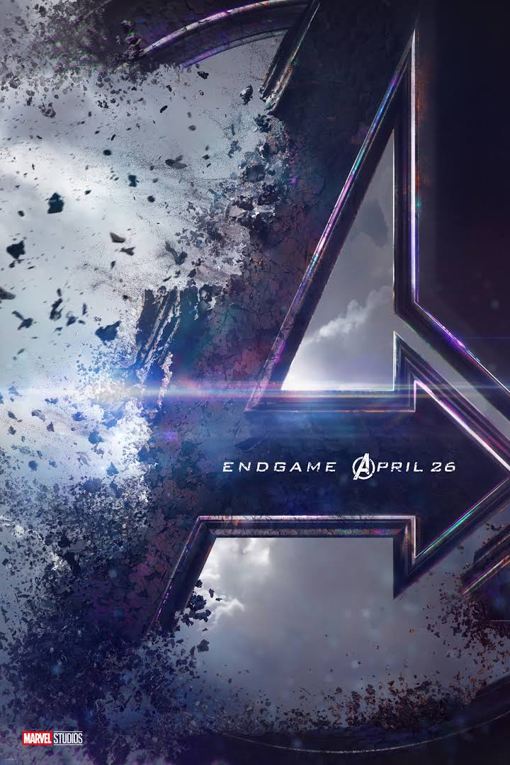 avenger endgame poster