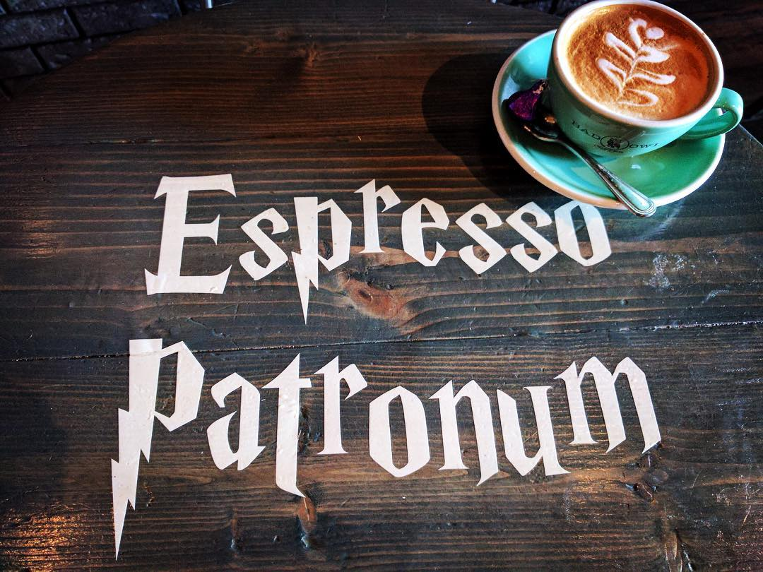 bad owl coffee harry potter magic - 5 Restaurants You Will Love If You're A Harry Potter Fan