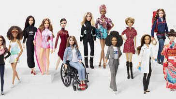 Barbie Has Dolls With Disabilities That Feature Love And Diversity