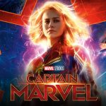 captain marvel wide poster