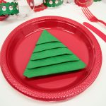 Fold Your Napkins Into Christmas Trees This Holiday And Impress Your Guests