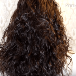 curly hairs diy