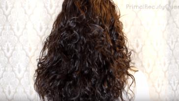 curly hairs diy