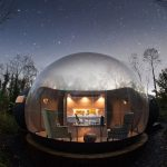 Did you know that there are places in this world where you can sleep in a bubble? 7