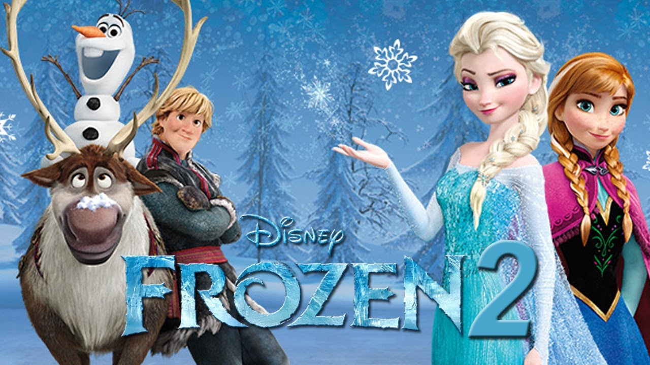 frozen 2 - 10 Disney Movies releasing in 2019 and we all can't wait