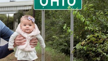 harper yeats ohio 364x205 - This 5-Month-Old Baby Has Visited All 50 States In The US